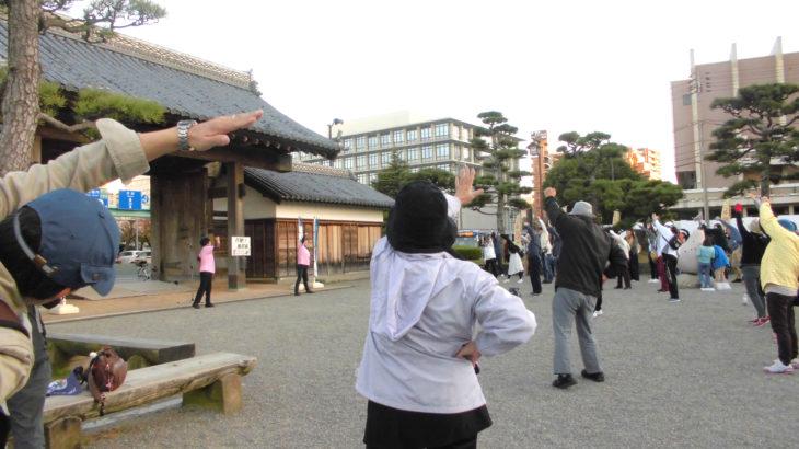ご当地健康体操7「阿波踊り体操」徳島県