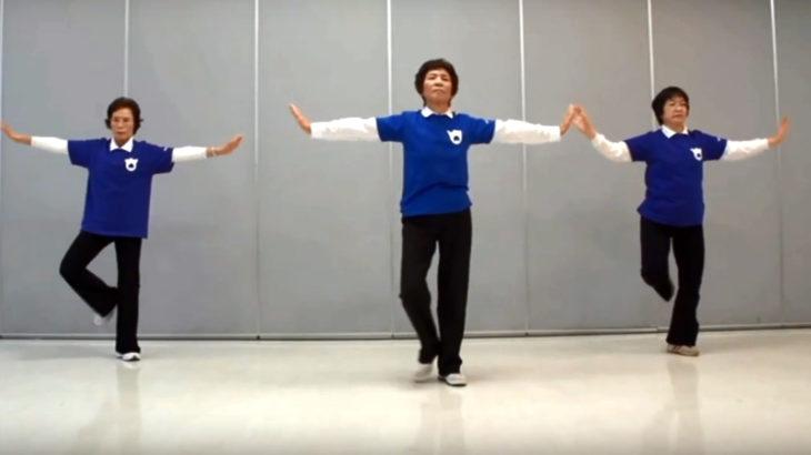 ご当地体操⑲ 盆踊りの健康版「新鳩山音頭 健康体操」(埼玉県鳩山町)