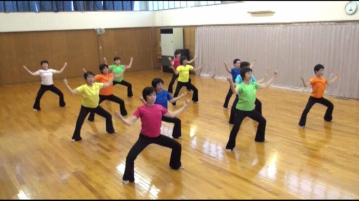 ご当地健康体操38「ラジオ体操式健康体操」愛知県阿久比(あぐい)町
