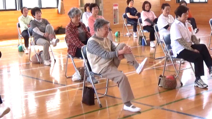 健幸華齢な人々③ 工藤梅さん 101歳(秋田県秋田市)