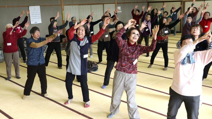 ご当地健康体操㊼ おがっきぃのおげんきぃ体操(岐阜県大垣市)