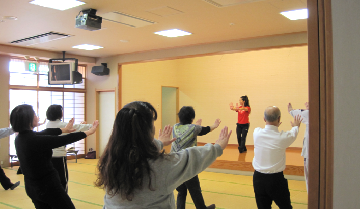 ご当地健康体操㊽ ななおいきいき体操(石川県七尾市)
