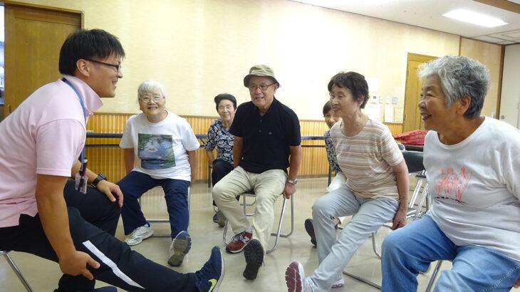 ご当地健康体操54「あっ晴れ!もも太郎体操」岡山県岡山市