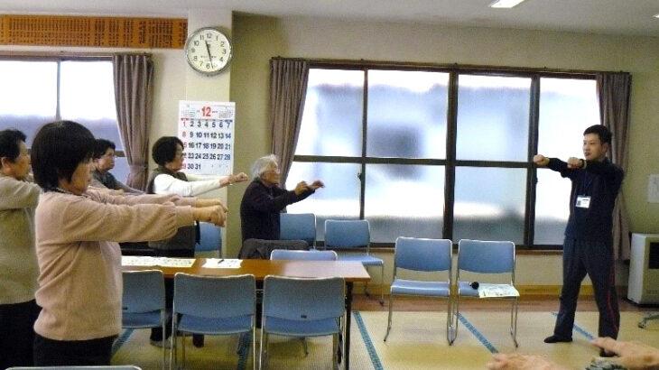 ご当地健康体操55「健康長寿体操」長野県佐久市