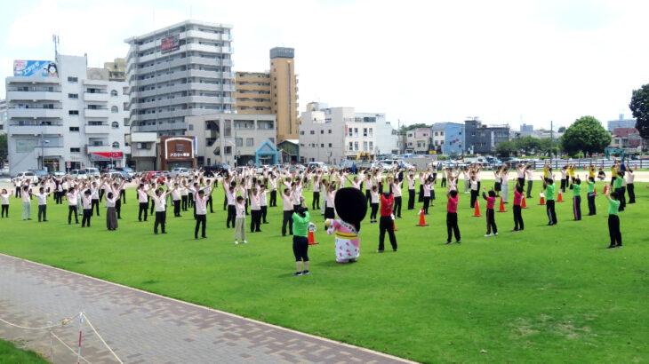 ご当地健康体操56「小山市民元気あっぷ体操」栃木県小山市