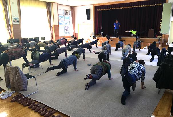 ご当地健康体操57「ながはま きゃんせ体操2」滋賀県長浜市