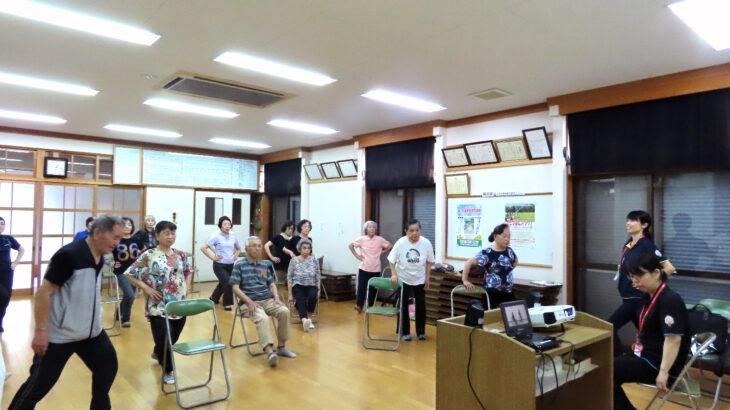 ご当地健康体操60「おおむら音頭体操」長崎県大村市