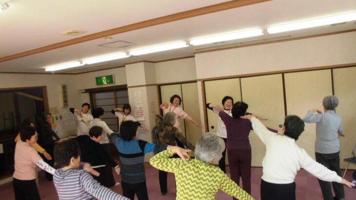 ご当地健康体操63「なかはらパンジー体操」神奈川県川崎市中原区