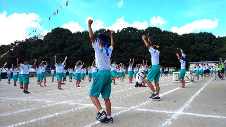 ご当地健康体操71「白井なし坊体操」千葉県白井市