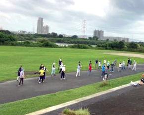 ご当地健康体操80「高槻もてもて筋力アップ体操」大阪府高槻市
