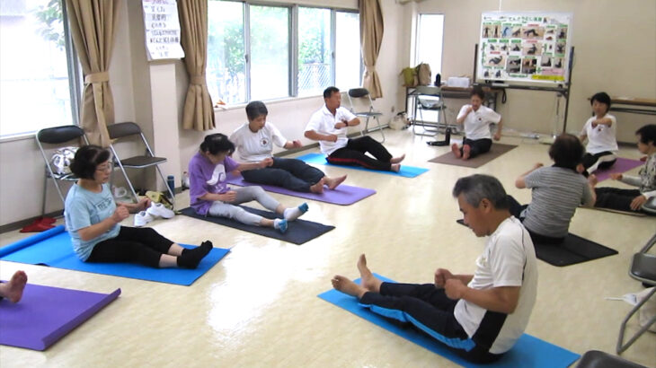 ご当地健康体操83「てんとうむし体操」千葉県習志野市