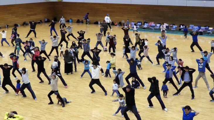 ご当地健康体操90「いちのせき体操」岩手県一関市